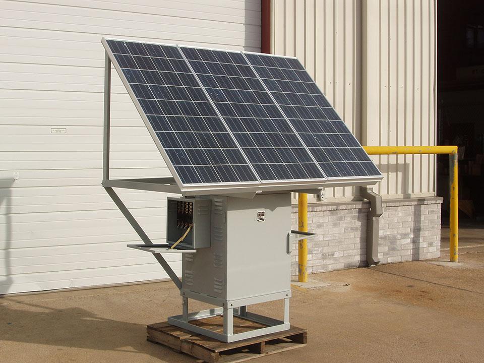 Solar Cathodic Protection Units Ja Electronics