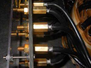 CP Rectifier Brass Lug Nuts